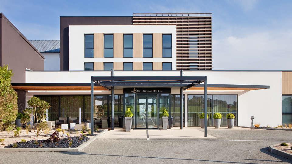 Hôtel de la Butte  - EDIT_Fachada_1.jpg