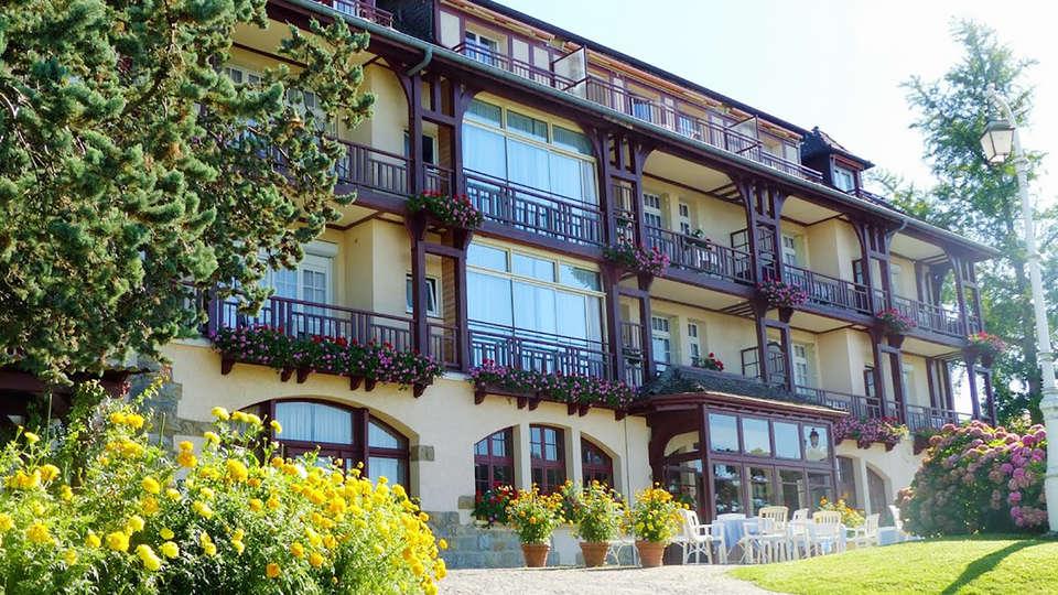Hôtel de La Verniaz et ses Chalets - EDIT_Fachada_5.jpg