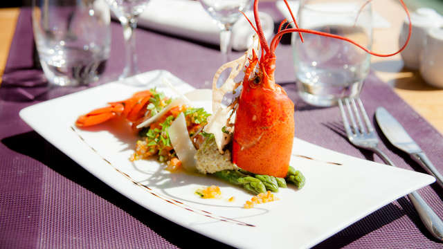 Séjour avec dîner aux saveurs du Sud aux portes de Montpellier