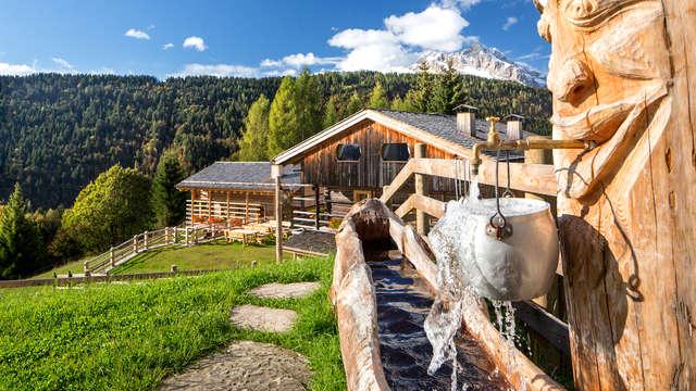 Escapade à la montagne avec accès au spa