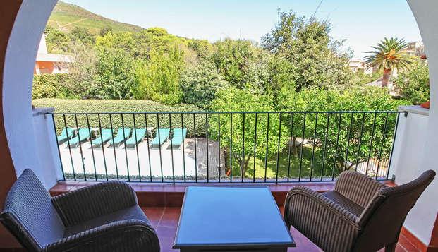 Hotel Demeure Castel Brando - view