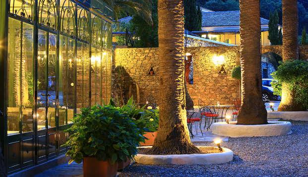 Hotel Demeure Castel Brando - terrace