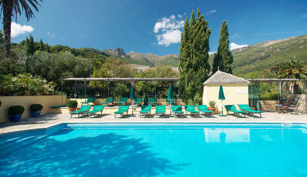 Hotel Demeure Castel Brando - pool