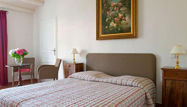 Hotel Demeure Castel Brando - room