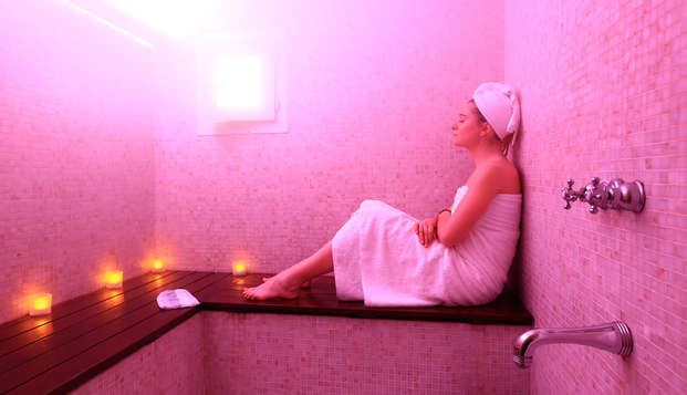 Hotel Demeure Castel Brando - sauna
