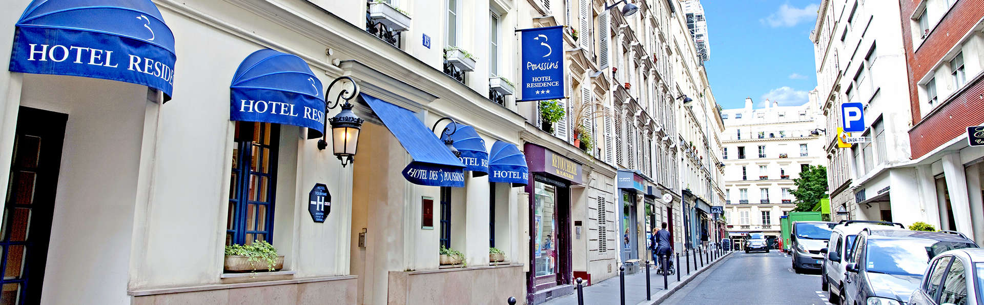 Hôtel des 3 Poussins - EDIT_Fachada_2.jpg