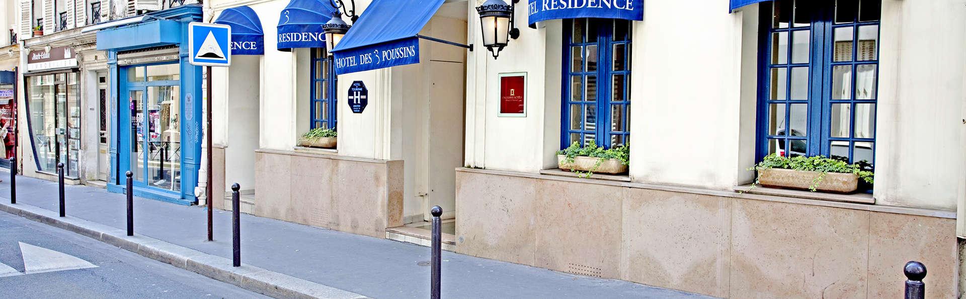 Hôtel des 3 Poussins - EDIT_Fachada_1.jpg