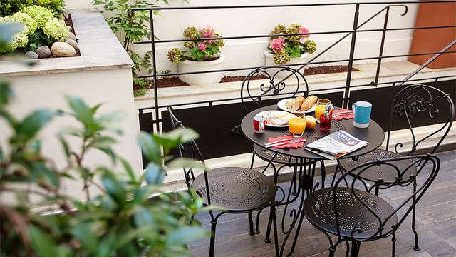 Séjour en plein Paris, à quelques pas de Montmartre