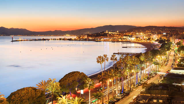 INTER-HOTEL Cannes des Orangers - Cannes