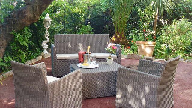 INTER-HOTEL Cannes des Orangers - jardin