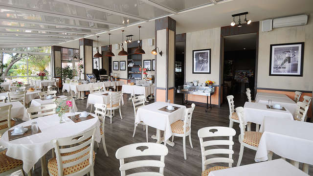 The Originals Boutique Hotel des Orangers Cannes Inter-Hotel
