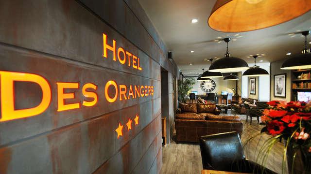 INTER-HOTEL Cannes des Orangers - Recepcion
