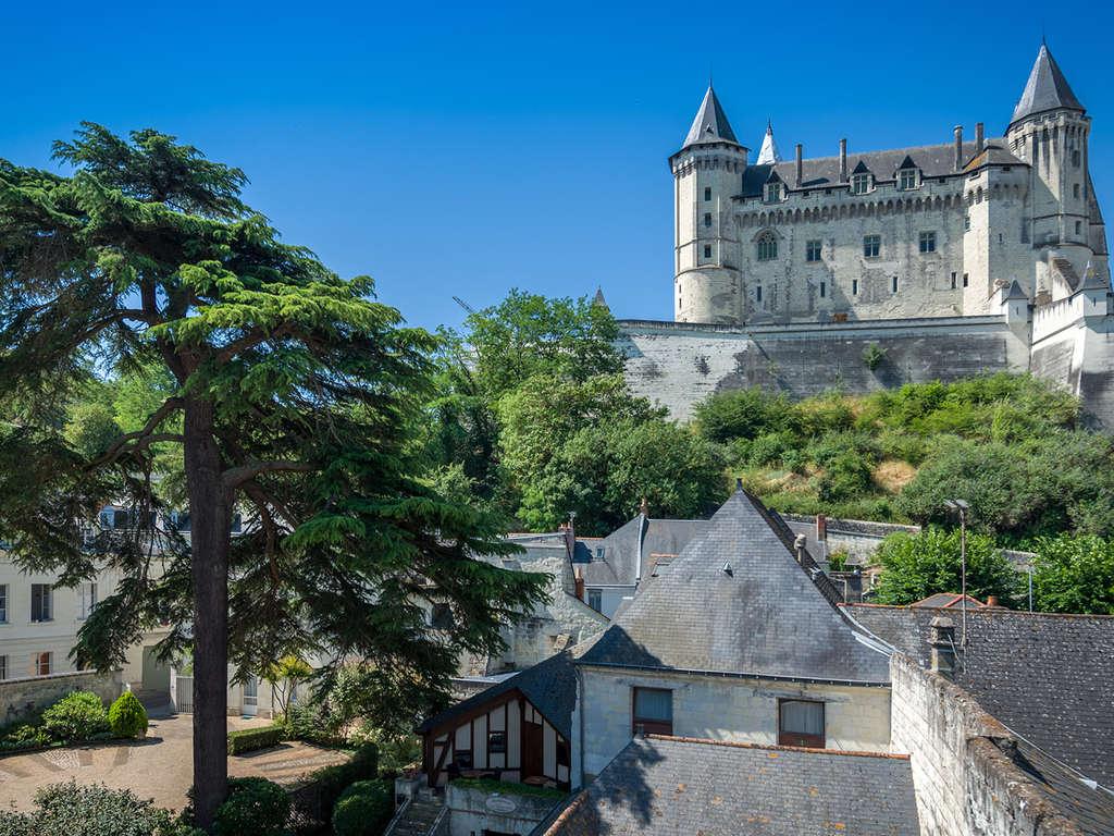 Séjour Saumur - Vie de château dans une magnifique demeure du XVIIIe siècle à Saumur  - 4*