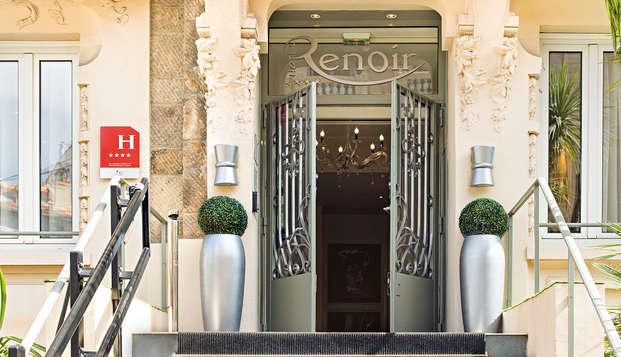 Hotel Renoir - NEW entry