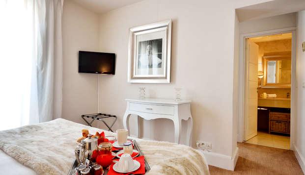 Hotel Renoir - NEW room