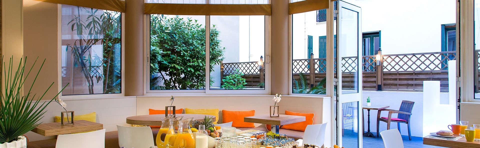 Citadines Croisette Cannes - EDIT_NEW_buffet.jpg