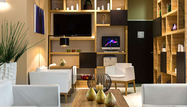 Citadines Croisette Cannes - NEW lobby