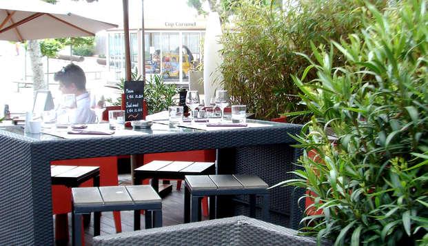 Hotel Cote Sable - Terrace