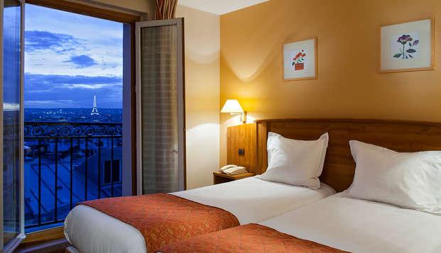 Timhotel Montmartre - room