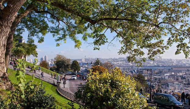 Timhotel Montmartre - surroundings