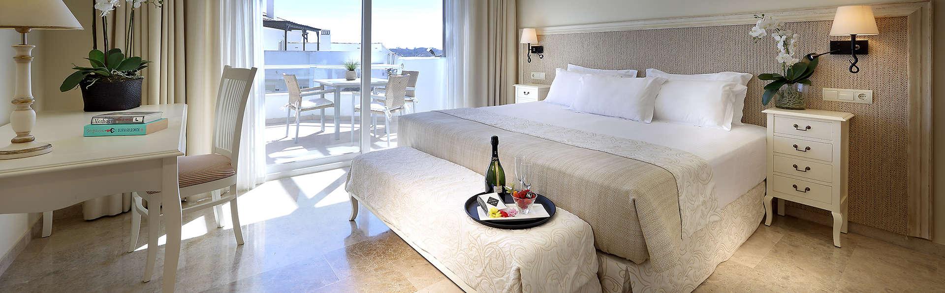 100% détente à Mijas : au spa, petit-déjeuner et surprises dans la chambre