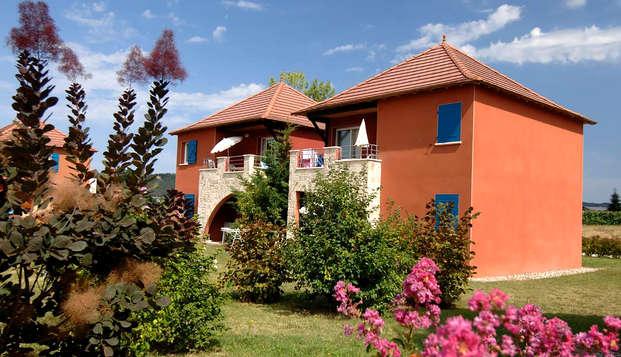 Studio en pleine campagne près de Cahors