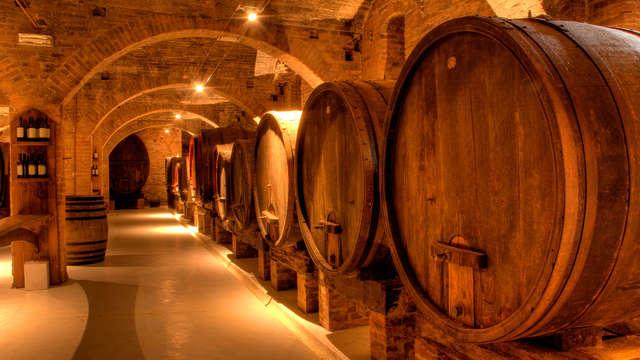 Éveil des sens avec dîner et visite de cave à Ribeauvillé