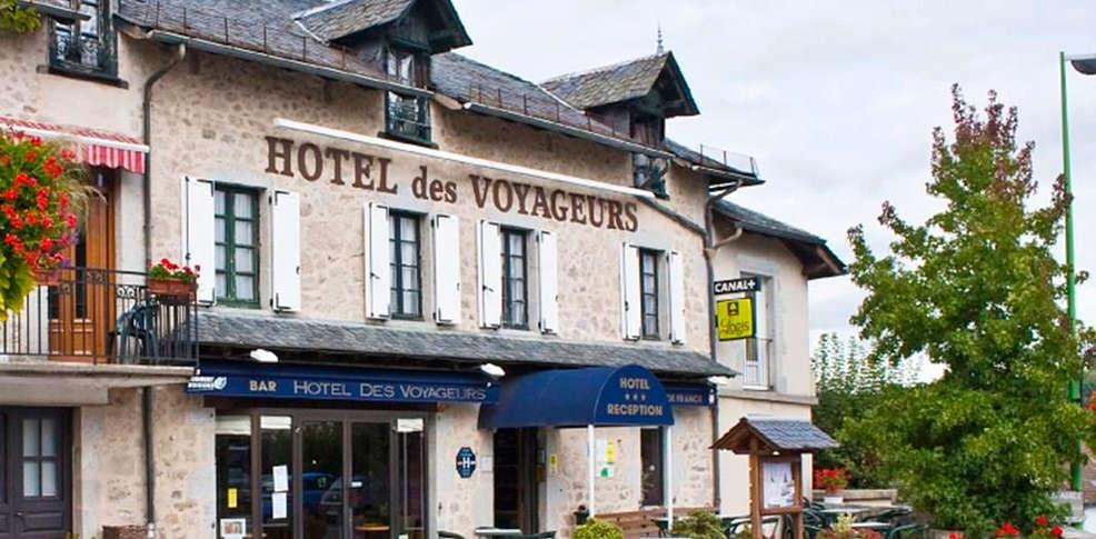 Hotel Des Voyageurs Le Rouget Booking