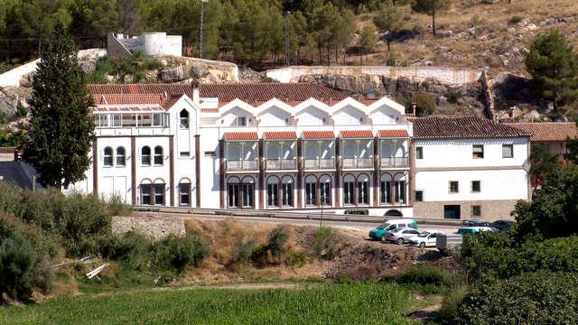 Balneario de Alicun de las Torres