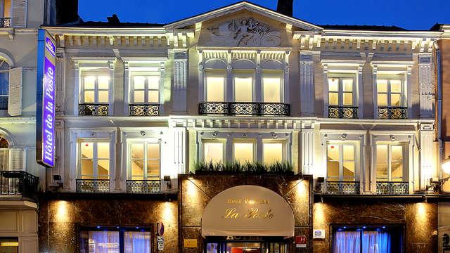 Best Western Premier Hotel de la Poste Spa