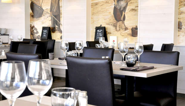 Hotel du Port et Restaurant des Bains - Restaurant