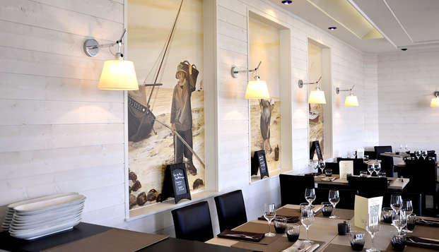 Séjour avec dîner à la découverte de la Baie de Somme