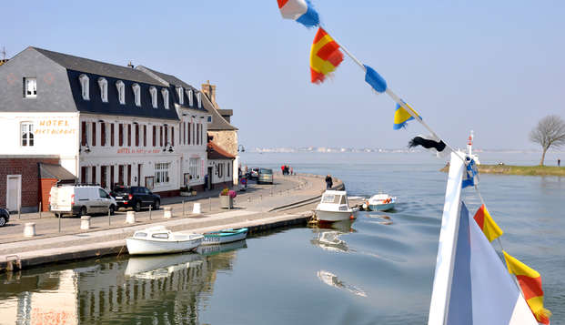 Hotel du Port et Restaurant des Bains - Front