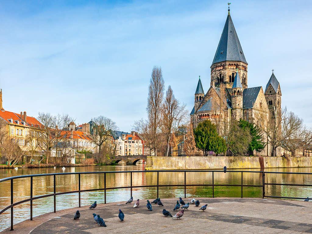 Séjour Lorraine - Découvrez la ville de Metz dans un hôtel de charme  - 3*