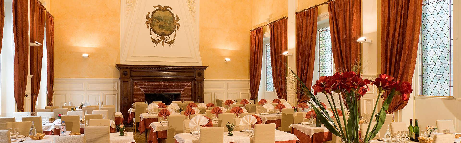 Week-end avec dîner en Auvergne