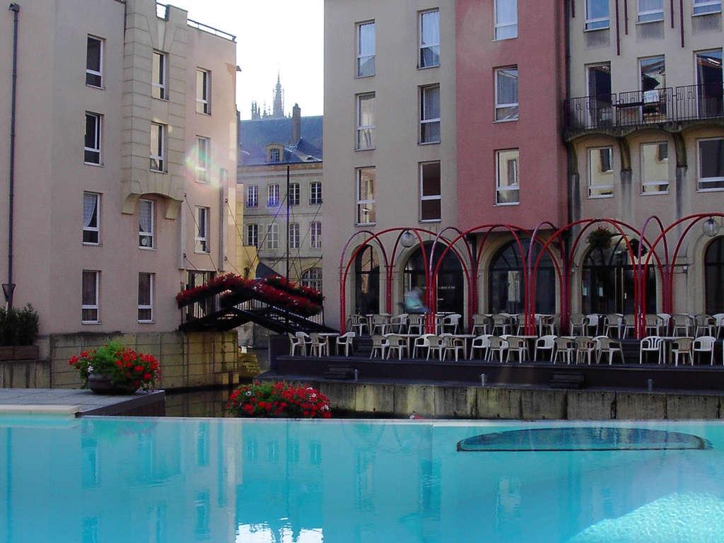 Séjour Lorraine - Séjour en chambre supérieure près du port de Metz