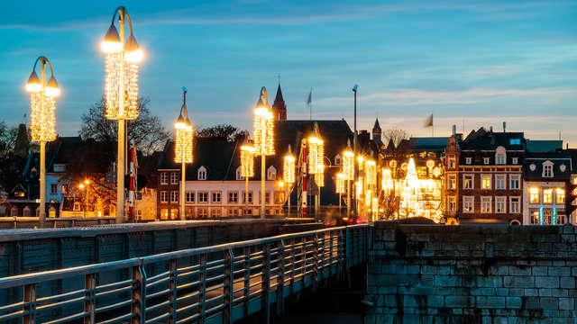 Moment en famille réussi à Maastricht