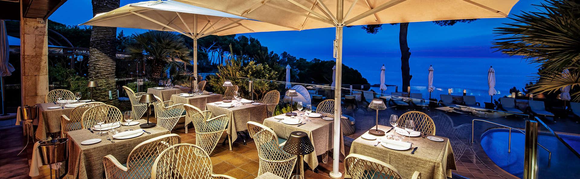 Escapada Romántica con cena especial y Spa en la Costa Brava