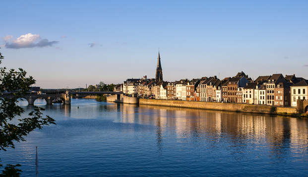 Partez à Maastricht pour un week-end entre shopping et culture