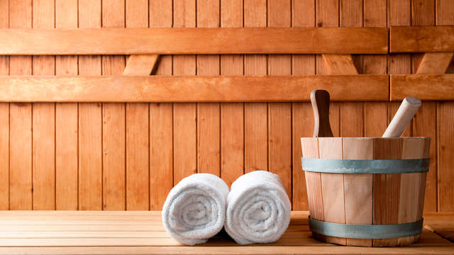 Wellness met spa in de Vallei van de Lesse