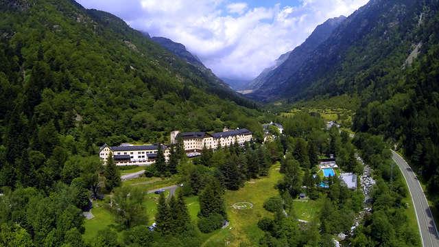 Balneario Caldes de Boi - Hotel Caldas