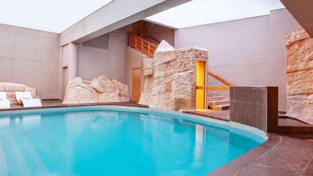 Détente et spa en hôtel 4 étoiles, à l'Alpe d'Huez