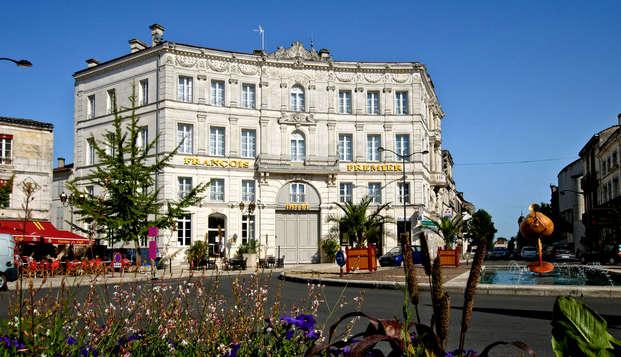 Hotel Francois Premier Cognac Centre - Front