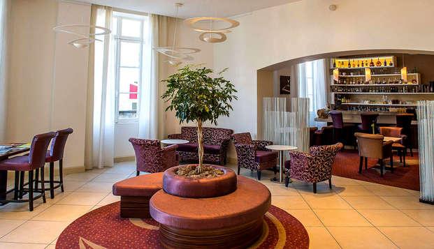 Hotel Francois Premier Cognac Centre - Lobby