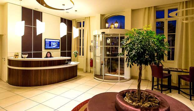 Hotel Francois Premier Cognac Centre - Reception