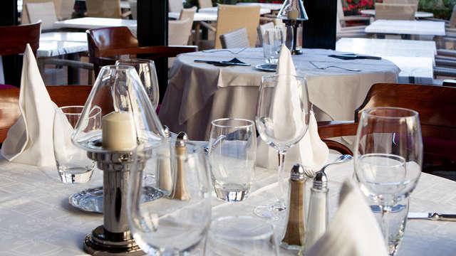 Week-end avec dîner à Saint-Raphaël