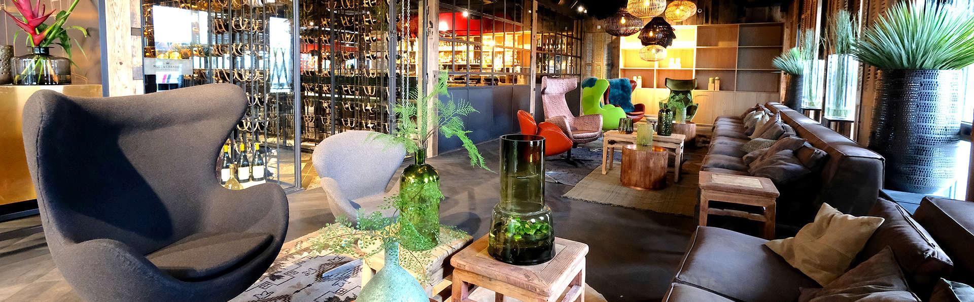 Confort y diseño muy cerca de Ámsterdam
