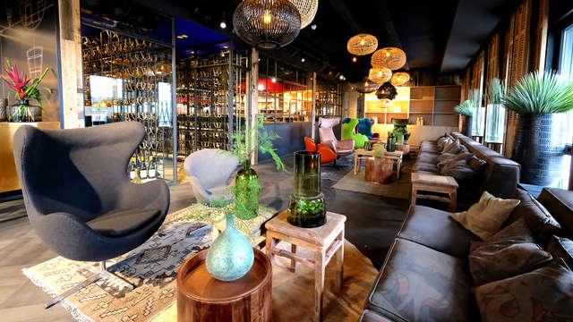 Luxe, design en natuur nabij Amsterdam