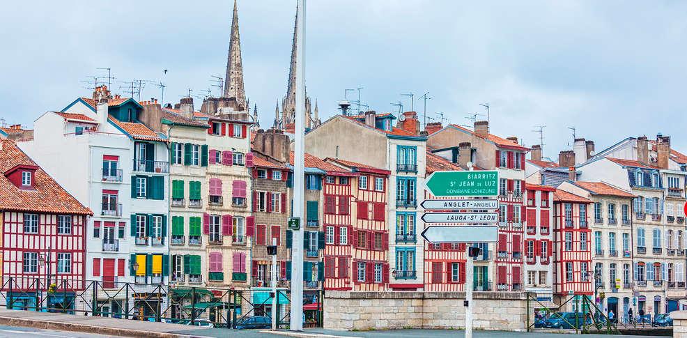 Mercure bayonne centre le grand h tel 4 bayonne france for Grand hotel de paris madrid