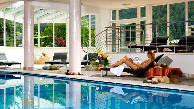 Soggiorno di relax a 4* con accesso alla spa in Val di Sole